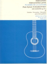 The Seasons, Vol.2(Fernandez-Lavie) available at Guitar Notes.