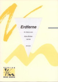 Erdferne available at Guitar Notes.