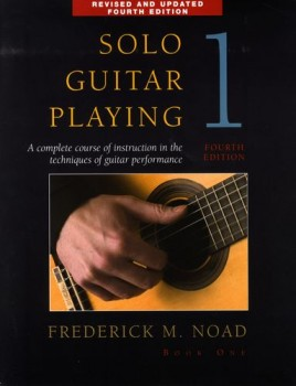 Solo Guitar Playing, Book 1 available at Guitar Notes.
