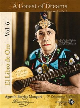 El Libro de Oro Vol.6 (Sheppard) available at Guitar Notes.