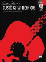 Classic Guitar Technique, Vol.1 available at Guitar Notes.