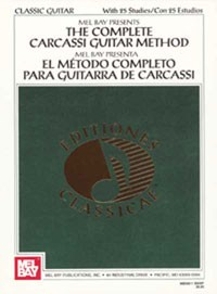 Complete Method & Studies, op.60(Bay) available at Guitar Notes.