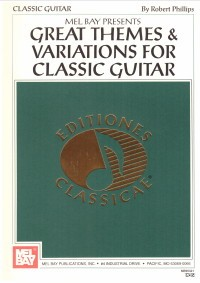 Great Themes & Variations for Classic Guitar available at Guitar Notes.