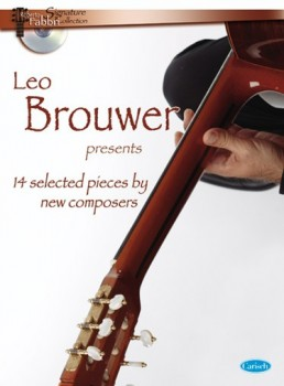 Leo Brouwer presents available at Guitar Notes.