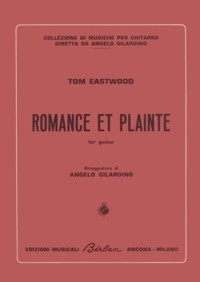 Romance et Plainte available at Guitar Notes.