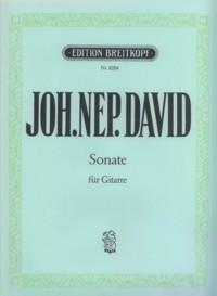 Sonata, op.31/5 available at Guitar Notes.