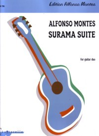 Surama Suite available at Guitar Notes.