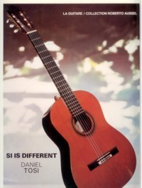 Si is Different available at Guitar Notes.