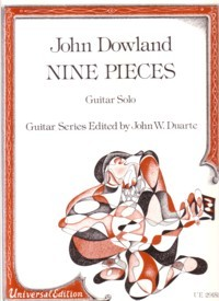 Nine Pieces(Duarte) available at Guitar Notes.