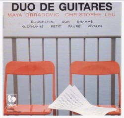 Duo de Guitares available at Guitar Notes.