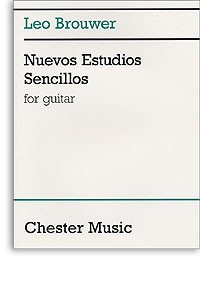 Nuevos Estudios Sencillos available at Guitar Notes.