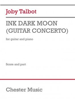 Ink Dark Moon available at Guitar Notes.