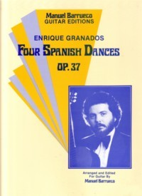 Four Spanish Dances, op.37(Barrueco) available at Guitar Notes.