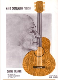 Canzone Calabrese, op.170/48 available at Guitar Notes.