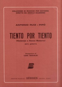 Tiento por Tiento available at Guitar Notes.