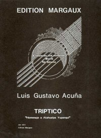 Triptico available at Guitar Notes.