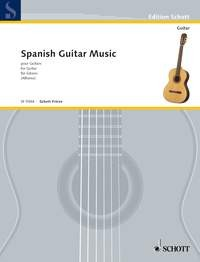 Spanish Guitar Music available at Guitar Notes.