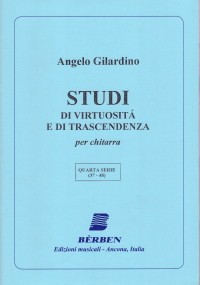 Studi di virtuosita, Vol.4, no.37-48 available at Guitar Notes.