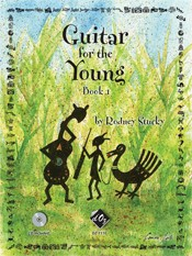 Guitar for the Young, Book 1 available at Guitar Notes.