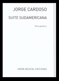 Suite Sudamericana available at Guitar Notes.