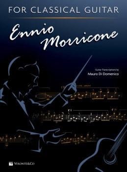 Ennio Morricone for Classical Guitar (di Domenico) available at Guitar Notes.