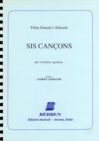 Sis Cancons available at Guitar Notes.