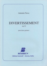 Divertissement, op.52(Agostinelli/Rossini) available at Guitar Notes.