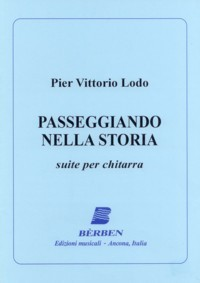 Passaggiando nella Storia, suite available at Guitar Notes.