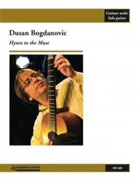 Hymn to the Muse available at Guitar Notes.