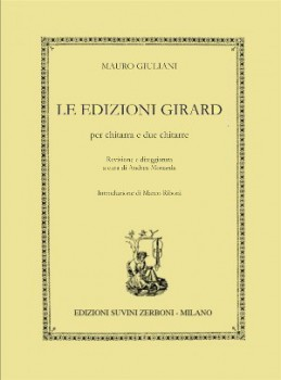 Le Edizioni Girard  available at Guitar Notes.
