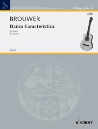 Danza Caracteristica available at Guitar Notes.