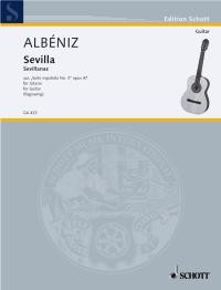 Sevilla(Ragossnig) available at Guitar Notes.