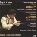 Three Double Concertos available at Guitar Notes.