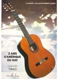 Deux Airs d'Amerique du Sud available at Guitar Notes.