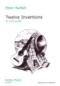 Twelve Inventions available at Guitar Notes.