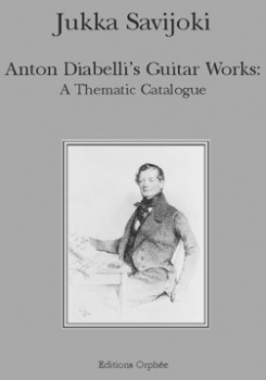 Anton Diabelli's Guitar Works available at Guitar Notes.