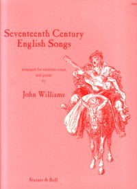 Seventeenth Century English Songs available at Guitar Notes.