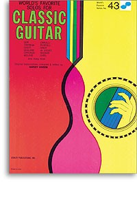 World's Favourite Solos No.43 available at Guitar Notes.
