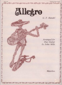 Allegro(Mills) available at Guitar Notes.
