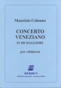 Concerto Veneziano available at Guitar Notes.