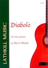 Diabolo available at Guitar Notes.