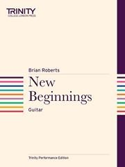 New Beginnings available at Guitar Notes.