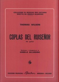 Coplas del Ruisenor available at Guitar Notes.