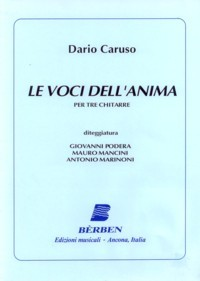 Le Voci dell'Anima available at Guitar Notes.