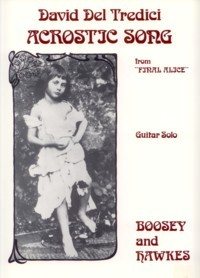 Acrostic Song available at Guitar Notes.