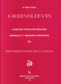 Greensleeves available at Guitar Notes.