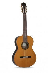 Cuenca: Model 45Z available at Guitar Notes.