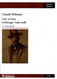 Clair de Lune, Golliwog's Cakewalk(Sparks) available at Guitar Notes.