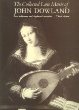 Collected Lute Music(Poulton) available at Guitar Notes.