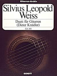 Duet(Kreidler) available at Guitar Notes.